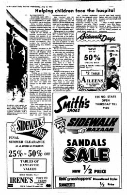 Ukiah Daily Journal from Ukiah, California on July 17, 1974 · Page 37