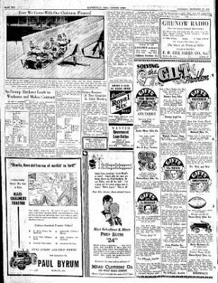 The Courier News from Blytheville, Arkansas on December 17, 1936 · Page 9