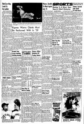 Redlands Daily Facts from Redlands, California on March 26, 1959 · Page 9