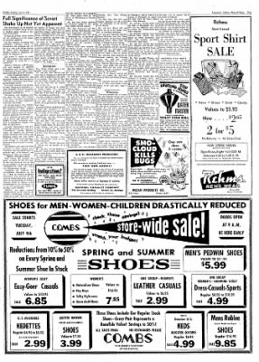 Logansport Pharos-Tribune from Logansport, Indiana on July 8, 1957 · Page 23