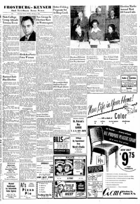 Cumberland Evening Times from Cumberland, Maryland on March 3, 1952 · Page 7