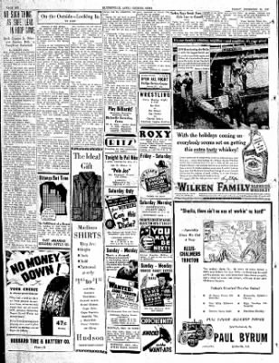 The Courier News from Blytheville, Arkansas on December 18, 1936 · Page 6