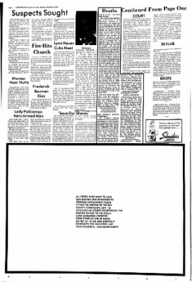 Panama City News-Herald from Panama City, Florida on September 17, 1973 · Page 2