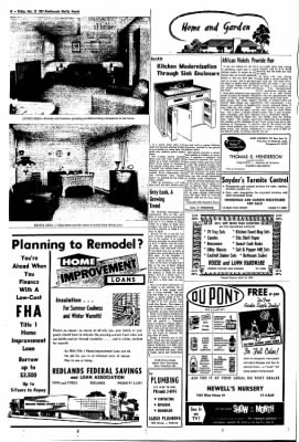 Redlands Daily Facts from Redlands, California on March 27, 1959 · Page 8