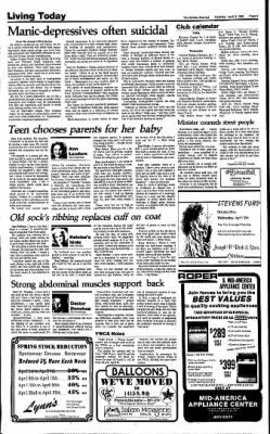 The Salina Journal from Salina, Kansas on April 9, 1985 · Page 8