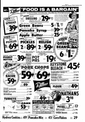 Garden City Telegram from Garden City, Kansas on September 5, 1963 · Page 6