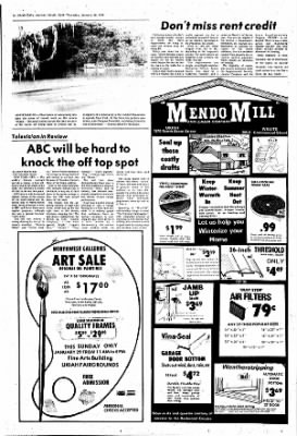 Ukiah Daily Journal from Ukiah, California on January 26, 1978 · Page 16