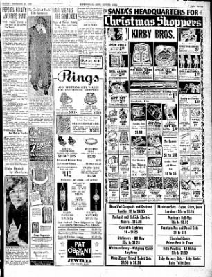 The Courier News from Blytheville, Arkansas on December 21, 1936 · Page 3