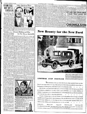 The Courier News from Blytheville, Arkansas on January 30, 1930 · Page 5