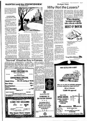 Garden City Telegram from Garden City, Kansas on December 2, 1977 · Page 13