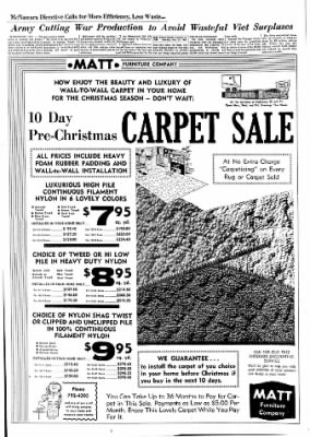 Carrol Daily Times Herald from Carroll, Iowa on November 27, 1967 · Page 12