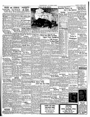 Mt. Vernon Register-News from Mt Vernon, Illinois on August 8, 1963 · Page 2