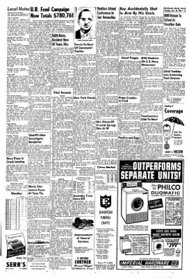Redlands Daily Facts from Redlands, California on March 30, 1959 · Page 5