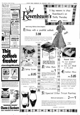 Cumberland Evening Times from Cumberland, Maryland on March 5, 1952 · Page 3