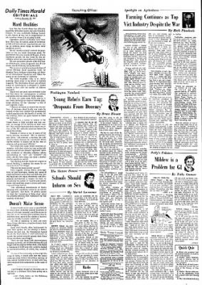 Carrol Daily Times Herald from Carroll, Iowa on November 28, 1967 · Page 3