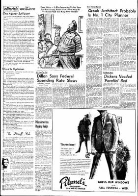 Garden City Telegram from Garden City, Kansas on September 9, 1963 · Page 4