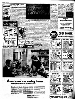 Alton Evening Telegraph from Alton, Illinois on May 3, 1954 · Page 5