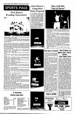 Forest Park Review from Forest Park, Illinois on March 31, 1971 · Page 12