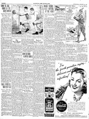 The Courier News from Blytheville, Arkansas on January 10, 1940 · Page 6