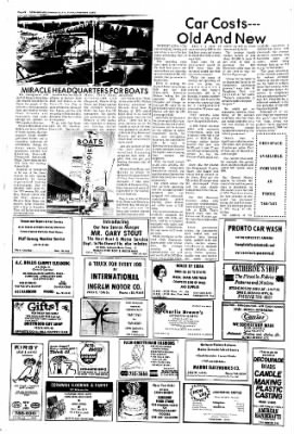 Panama City News-Herald from Panama City, Florida on September 18, 1973 · Page 16