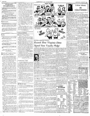 The Courier News from Blytheville, Arkansas on August 9, 1952 · Page 6