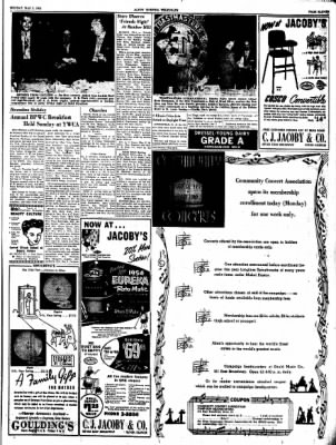 Alton Evening Telegraph from Alton, Illinois on May 3, 1954 · Page 11