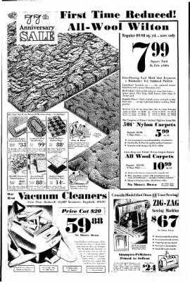 Garden City Telegram from Garden City, Kansas on September 9, 1963 · Page 16
