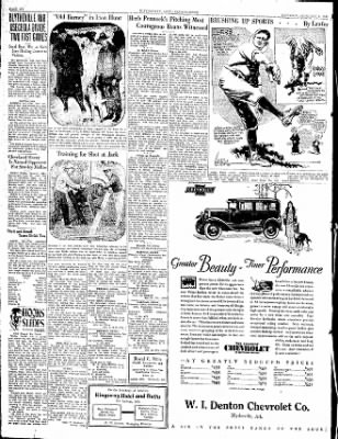 The Courier News from Blytheville, Arkansas on February 1, 1930 · Page 6