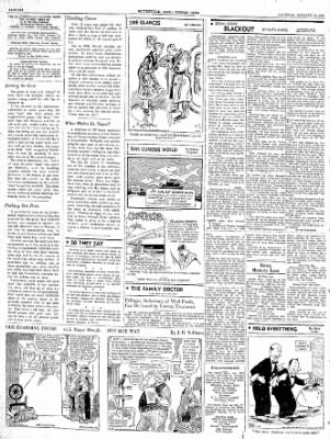 The Courier News from Blytheville, Arkansas on January 13, 1940 · Page 6