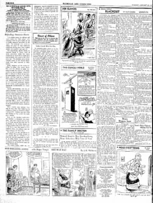 The Courier News from Blytheville, Arkansas on January 16, 1940 · Page 4