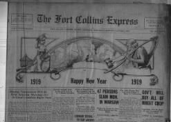 The Fort Collins Express