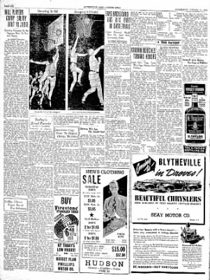 The Courier News from Blytheville, Arkansas on January 17, 1940 · Page 6