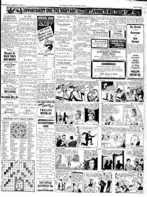 The Courier News from Blytheville, Arkansas on January 17, 1940 · Page 7
