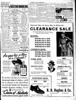 The Courier News from Blytheville, Arkansas on December 30, 1936 · Page 3
