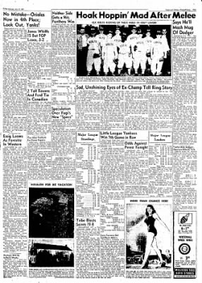 Logansport Pharos-Tribune from Logansport, Indiana on July 12, 1957 · Page 23