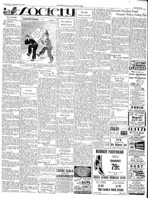 The Courier News from Blytheville, Arkansas on January 25, 1940 · Page 5