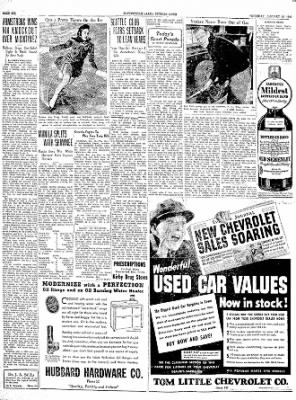 The Courier News from Blytheville, Arkansas on January 25, 1940 · Page 6