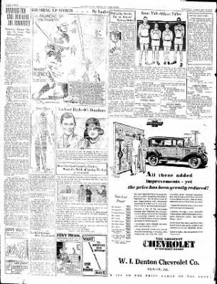 The Courier News from Blytheville, Arkansas on February 15, 1930 · Page 8