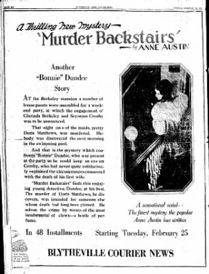 The Courier News from Blytheville, Arkansas on February 18, 1930 · Page 6