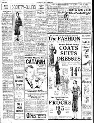 The Courier News from Blytheville, Arkansas on February 20, 1930 · Page 2