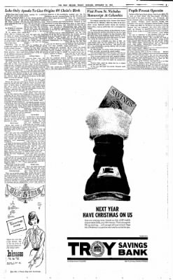 The Troy Record from Troy, New York on December 20, 1963 · Page 5