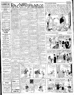 The Courier News from Blytheville, Arkansas on February 22, 1930 · Page 7