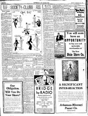 The Courier News from Blytheville, Arkansas on February 24, 1930 · Page 2