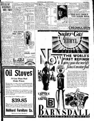 The Courier News from Blytheville, Arkansas on February 24, 1930 · Page 3