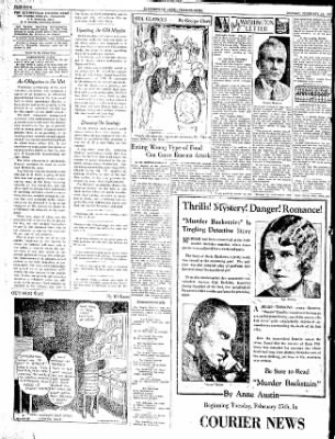 The Courier News from Blytheville, Arkansas on February 24, 1930 · Page 4