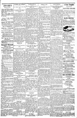 Logansport Pharos-Tribune from Logansport, Indiana on January 14, 1898 · Page 21
