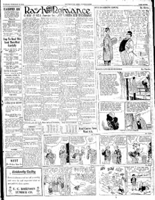 The Courier News from Blytheville, Arkansas on February 25, 1930 · Page 7