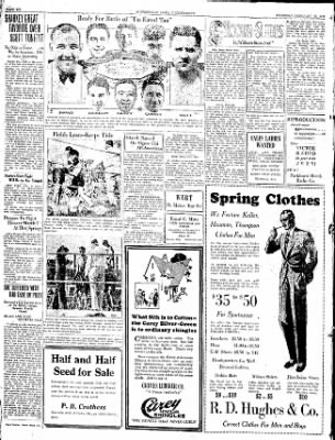 The Courier News from Blytheville, Arkansas on February 27, 1930 · Page 6