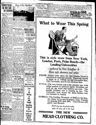 The Courier News from Blytheville, Arkansas on March 4, 1930 · Page 3