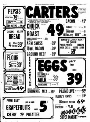 The Tipton Daily Tribune from Tipton, Indiana on November 11, 1970 · Page 4